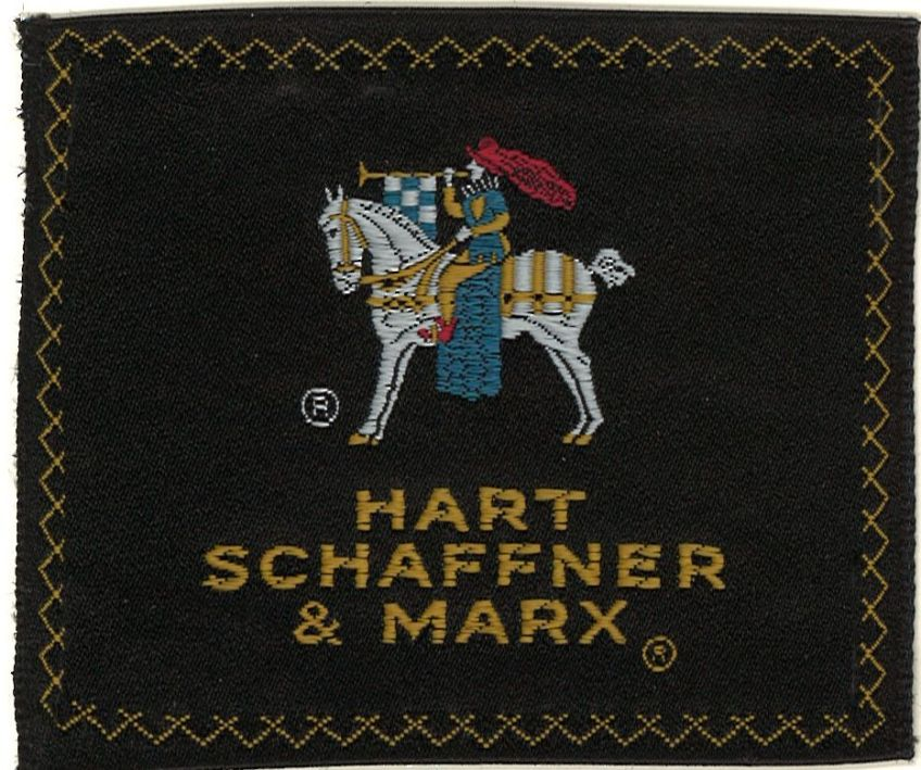 The vintage label that inspired the 2013 logo.