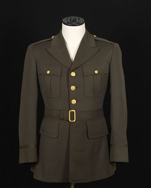 army officers coat archive