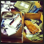 pocket square box